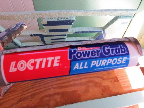 Loc Tite adhesive