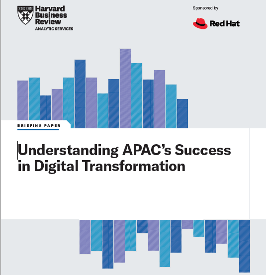Harvard Business Review Digital Transformation