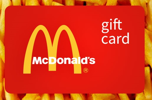 Steward of Savings : Coca-Cola McDonald's Arch Card Instant