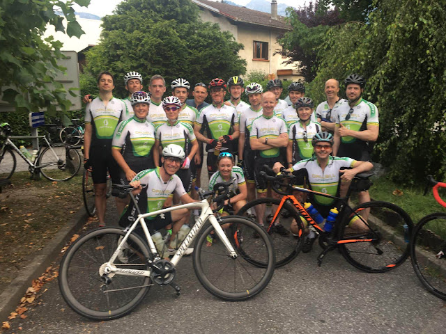 Luke GJ Potter Presents   : Cycling War Stories: Charlie