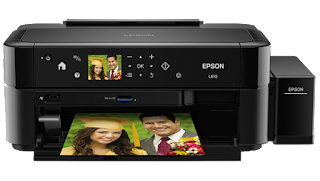 Epson L810 Printer Driver Setup and Software Download
