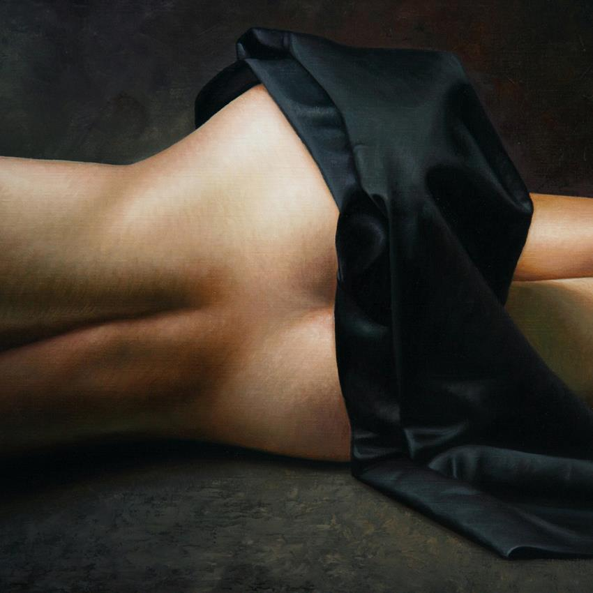 Omar Ortiz 1977 | Mexican Hyperrealist Figurative painter
