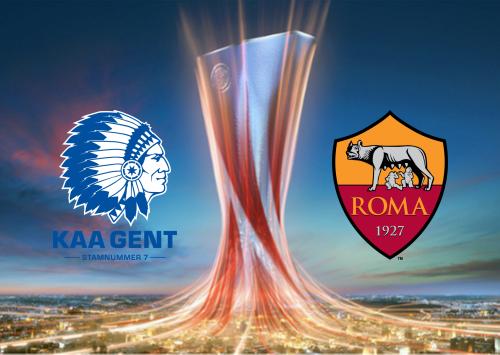 Gent vs Roma -Highlights 27 February 2020