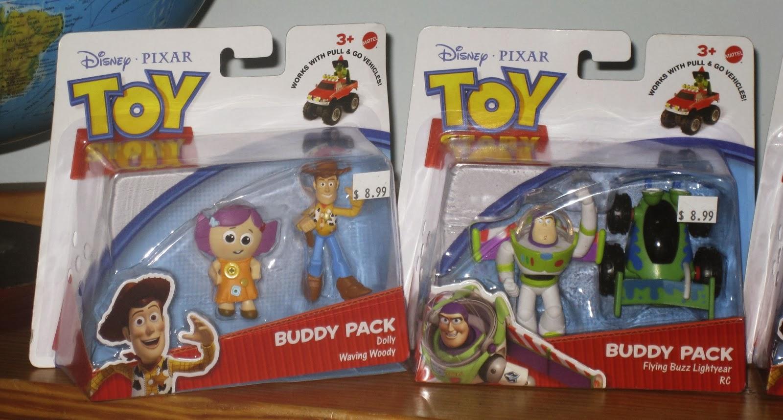 Dan the Pixar Fan  Toy Story  Buddy Packs (UPDATED) fdc40f86bb4