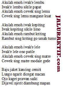 Pantun Lucu Bahasa Jawa : pantun, bahasa, Pantun, Dalam, Bahasa, Disebut