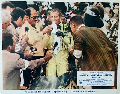 Winning 1969 Paul Newman Image 2