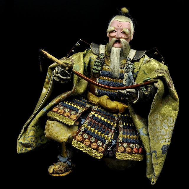 Empereur Samouraï, Japon
