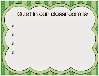 Guest blog post from Jaime who shares several classroom management ideas with Make Some Classroom Noise in 2014 - Or Not!