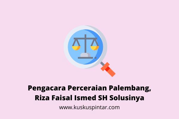 Pengacara Perceraian Palembang