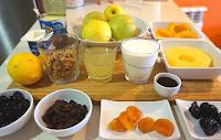 Ensalada 🍨 de MANZANA, de frutas 🎅 (POSTRE navideño)