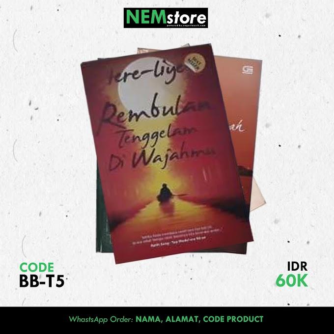 [Books] - Tere Liye - Rembulan Tenggelam di Wajahmu