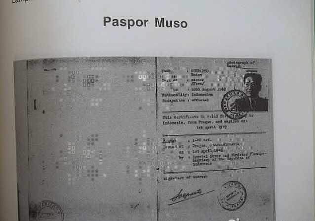 Paspor Musso