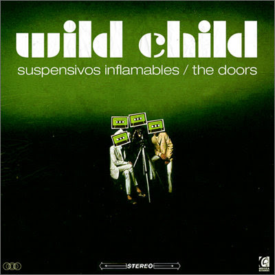 SUSPENSIVOS INFLAMABLES - Wild Child EP (2012)