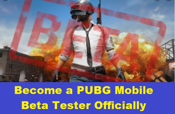 How to Become a PUBG Mobile Beta Tester officially