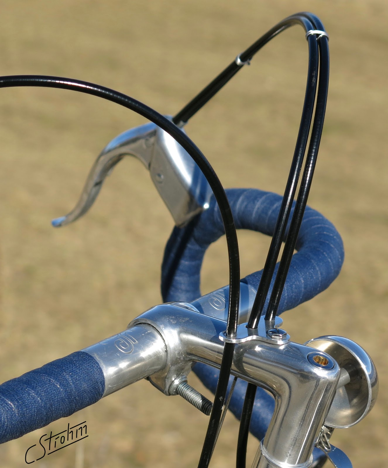 Mafac Front Cable Hanger Vintage Bicycle