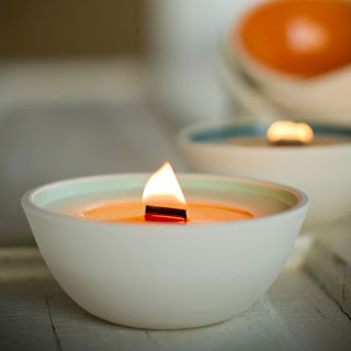 Nature S Wick Tranquil Waters Candle