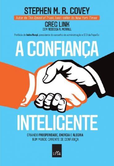 A Confiança Inteligente – Stephen Covey Download Grátis