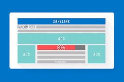 Cara Membuat Blog Safelink di Blogger.com
