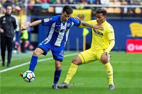 مشاهدة مباراة فياريال والافيس بث مباشر اليوم 25-1-2020 في الدوري الاسباني