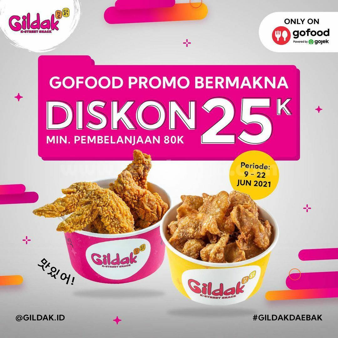 Promo GILDAK Terbaru Periode 09 - 22 Juni 2021