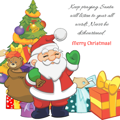 Christmas Wishes Images For Kids