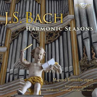 Johann Sebastian Bach - Harmonic Seasons