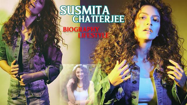 Susmita Chatterjee biography
