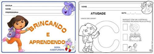 Caderno de atividades Educação Infantil PDF