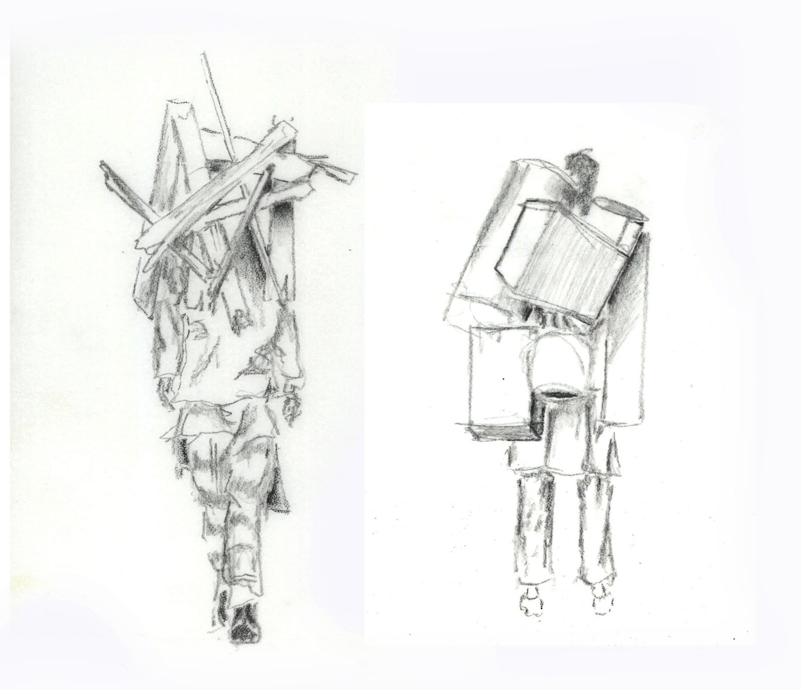 Design Thesis Journal: Some Considerations and Sketches