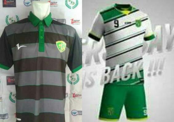 Persebaya Pre Season Kits Fts