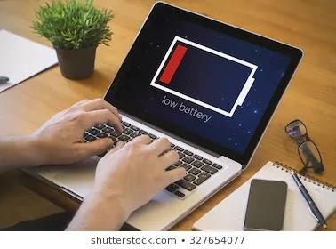 Cara mengatasi baterai laptop tidak terdeteksi