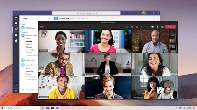 How To Share Screen On Microsoft Teams