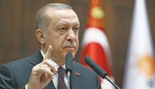 Ο σχιζοφρενής Ερντογάν απειλεί να βάλει φωτιά στο Αιγαίο!