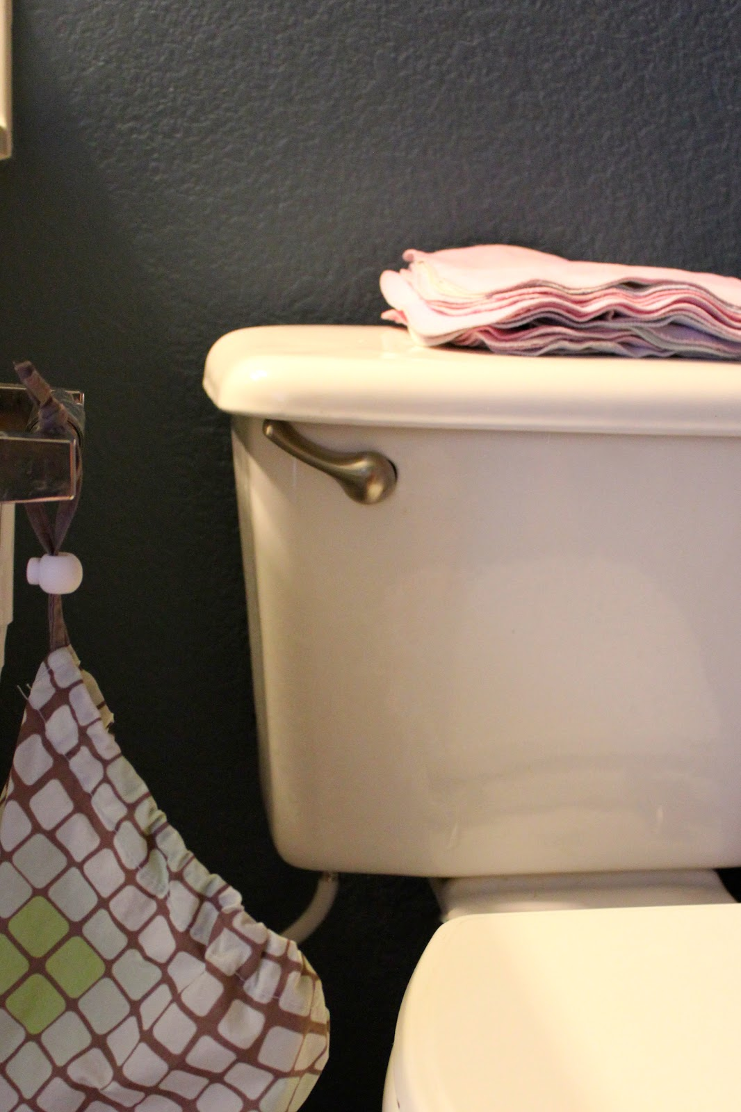 Off The Cheap End Reusable Cloth Toilet Paper