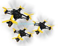 Logo Concorso '' Drone Krave'': da oggi vinci subito uno dei 92 Nikko Air DRL Elite Racing Drone Set 115
