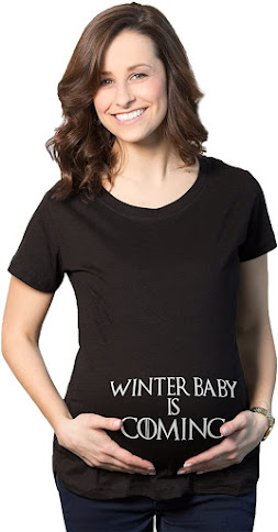 Quality Unique Funny Sayings Novelty Maternity T Shirts