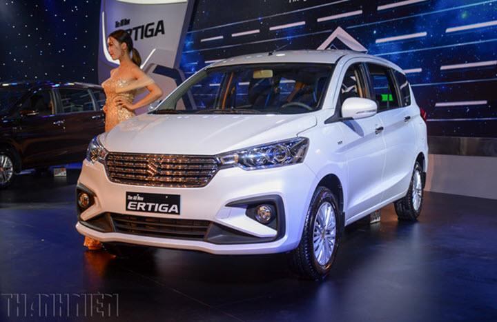 Đại lý Suzuki 'chạy đua' giảm giá bán Ertiga, xả hàng tồn kho