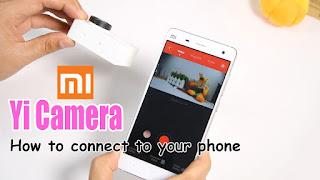 Yi Camera Tidak Dapat Terhubung ke Smartphone Cek Cara Berikut