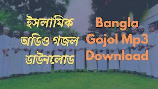 Bangla Gojol Mp3 Download | ইসলামিক অডিও গজল ডাউনলোড