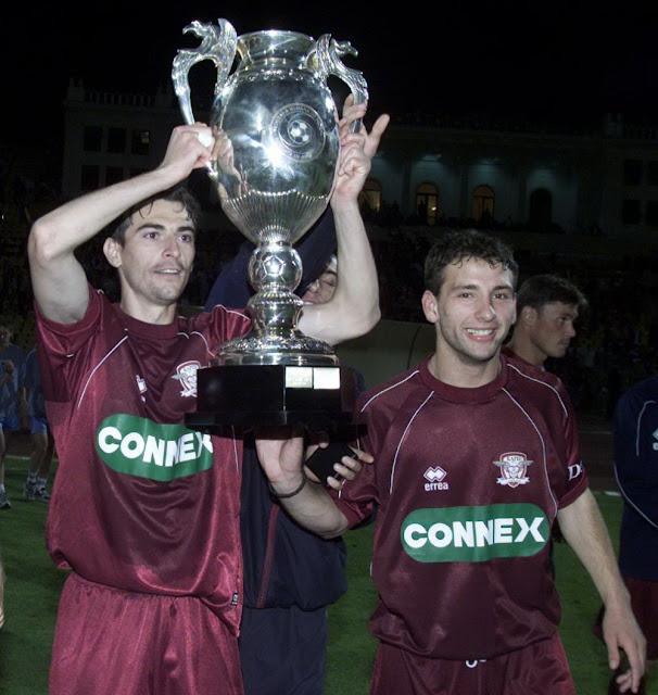 rapid bucuresti campioni 2003