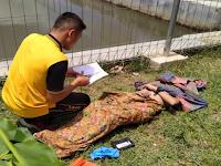 Pelajar Esron Tamba Tenggelam, Ibu Korban: O Tuhan Dang Tolaphu Be Manaon On