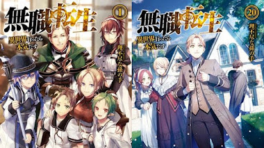 Anime Mushoku Tensei: Jobless Reincarnation tendrá 23 episodios