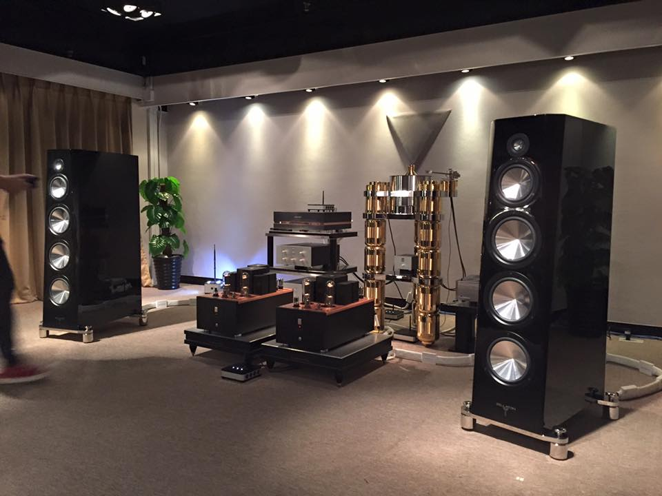 Wizard High End Audio Blog Zellaton Reference Mk Ii With