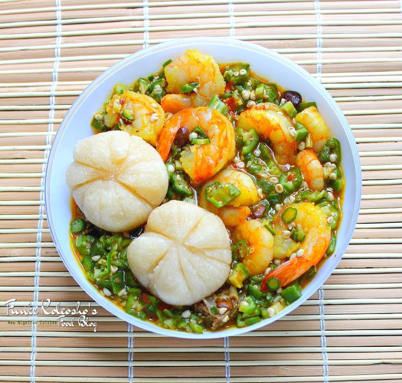Swallow the truth funke koleoshos new nigerian cuisine i am nigerian born and raised on swallow food i live most of my days in the fresh prince tune rhythm forumfinder Gallery