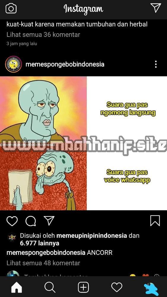 instagram dark mode mobile