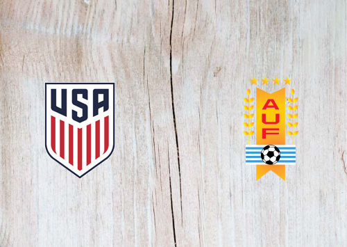 United States vs Uruguay -Highlights 11 September 2019