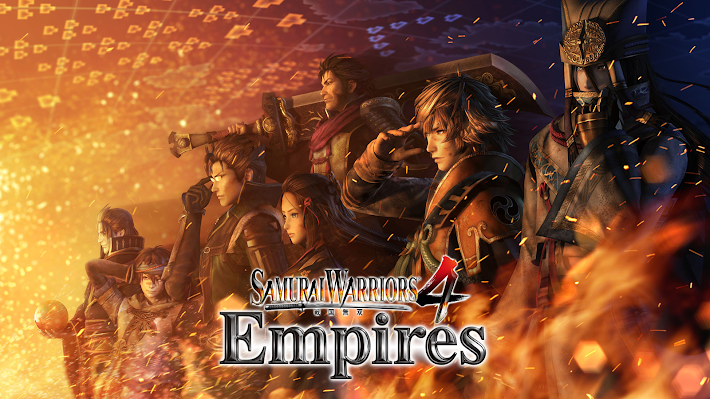 Samurai Warriors 4: Empires [PSN+DLC] (USA) PS3 ISO