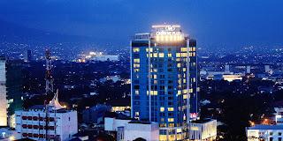 Hotel Bintang Lima Crowne Plaza Bandung