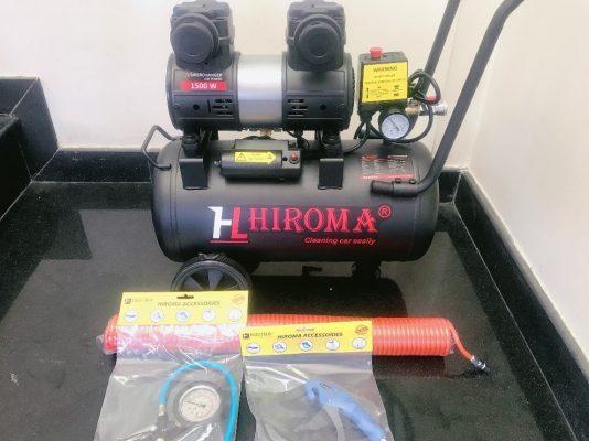 Mua máy nén khí chính hãng Hiroma