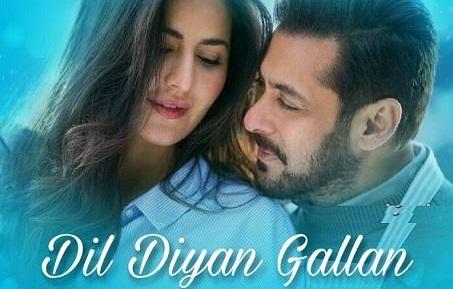 दिल दिया गल्ला (Dil Diya Gallan) Lyrics Atif Aslam